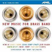 New Music for Brass Band - Bennet, Hesketh, Wilby, Benjamin, et al / Tovey, Foden's Richardson Band
