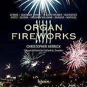 Organ Fireworks Vol 13 / Christopher Herrick