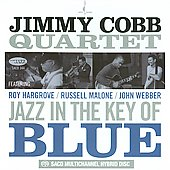 Jimmy Cobb (Drums): Jazz in the Key of Blue *