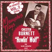 Howlin' Wolf: The Memphis Days: Definitive Edition, Vol. 2
