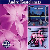 André Kostelanetz: Music of Cole Porter; Music of Vincent Youmans