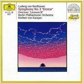 Beethoven: Symphony No 3; Overture Leonore III