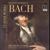 Wilhelm Friedemann Bach: Clavier Works