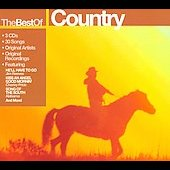 Various Artists: The  Best of Country [BMG 2007]