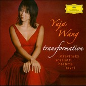 Transformation: Stravinsky, Scarlatti, Brahms
