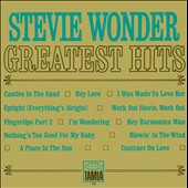 Stevie Wonder: Greatest Hits [Slipcase]