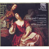 Kittel: Arias and Cantatas / René Jacobs