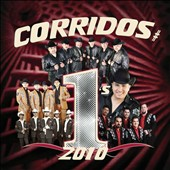 Various Artists: Corridos #1's 2010