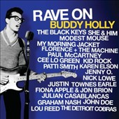 Various Artists: Rave On Buddy Holly [Digipak]