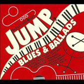 Various Artists: Bullet Records: Jump, Blues and Ballads [Digipak]