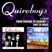 Quireboys (London Quireboys): Tooting to Barking C/W Lost in Space *