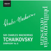 Tchaikovsky: Symphony No. 6 / Philharmonia Orch, Mackerras
