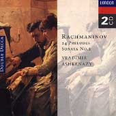 Rachmaninov: 24 Preludes, etc / Vladimir Ashkenazy