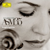 ASM 35: The Complete Musician / Anne-Sophie Mutter, violin