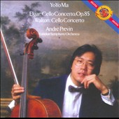 Elgar, Walton: Cello Concertos / Yo-Yo Ma, cello; Previn