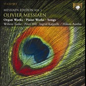 Messiaen Edition, Vol. 1: Organ Works, Piano Works, Songs