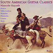 Guitar Classics from Latin America / Marcelo Kayath