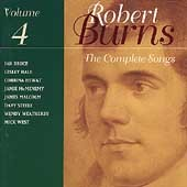Various Artists: Robert Burns: The Complete Songs, Vol. 4