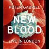 Peter Gabriel: New Blood: Live in London