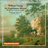William Young: An Englishman Abroad - Works for Viola da Gamba / Hamburger Ratsmusik