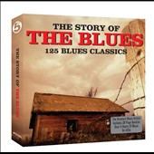 Various Artists: The Story of the Blues Story [Not Now Music]
