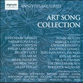 Art Song Collection - Anniversary Series / Beethoven, Britten, Gurney, Hawes, Poulenc, et al.