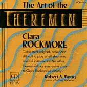 The Art of the Theremin / Clara Rockmore