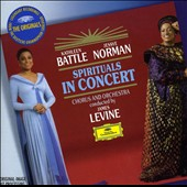 Kathleen Battle (Soprano Vocals)/Jessye Norman (Soprano vocals): Spirituals in Concert