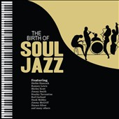 Various Artists: The Birth of Soul Jazz [Slipcase]