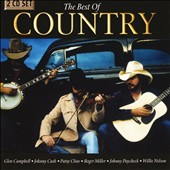 Various Artists: The Best of Country [United Audio]