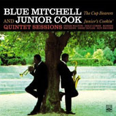 Junior Cook/Blue Mitchell: The Cup Bearers/Junior's Cookin'
