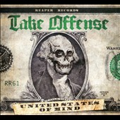 Take Offense: United States of Mind [Digipak] *