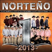 Various Artists: Norteño #1's: 2013