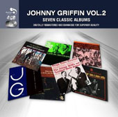 Johnny Griffin: 7 Classic Albums, Vol. 2 *