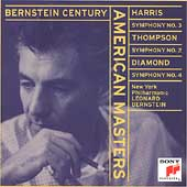 Bernstein Century - American Masters