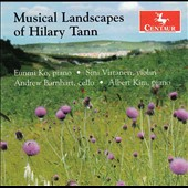 Hilary Tann (b.1947): 'Musical Landscapes' / Eunmi Ko, piano; Sini Virtanen, violin; Andrew Barnhart, cello; Albert Kim, piano