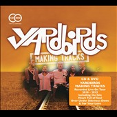 The Yardbirds: Making Tracks: On Tour 2010-2012 [Digipak]