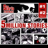 Sam Scarfo/Ski Beatz: 5 Million Stories, Vols. 1 & 2 [Digipak]