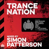 Various Artists: Trance Nation: Mixed by Simon Patterson