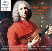 Jean-Philippe Rameau: First Recordings, Complete Recordings & Masterpieces