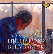 Béla Bartók: Piano Music / Phillip Evans, piano
