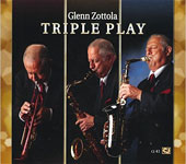 Glenn Zottola: Triple Play [Digipak]