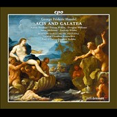 Handel: Acis and Galatea (the original chamber version of 1718) / Aaron Sheehan, Teresa Wakim, Douglas Williams, Jason McStoots, Zachary Wilder. Boston Early Music Festival