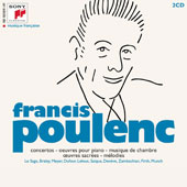 A Century Of French Music - Francis Poulenc (1899û1963): Concertos; Overtures for Piano; Chamber Music / Various Artists