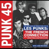 Various Artists: PUNK 45: Les Punks: The French Connection: The First Wave of Punk 1977-80 [Slipcase]