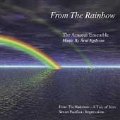 Egilsson: From the Rainbow, etc / Arnaeus Ensemble