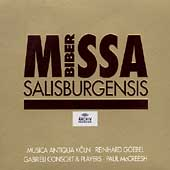 Biber: Missa Salisburgensis / Goebel, McCreesh, et al