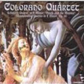 Schubert, Mendelssohn: String Quartets / Colorado Quartet