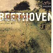 Beethoven: Symphony no 6, Leonore Overture no 3 / Muti, etc
