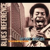 Luther Allison: Standing at the Crossroad [Digipak]